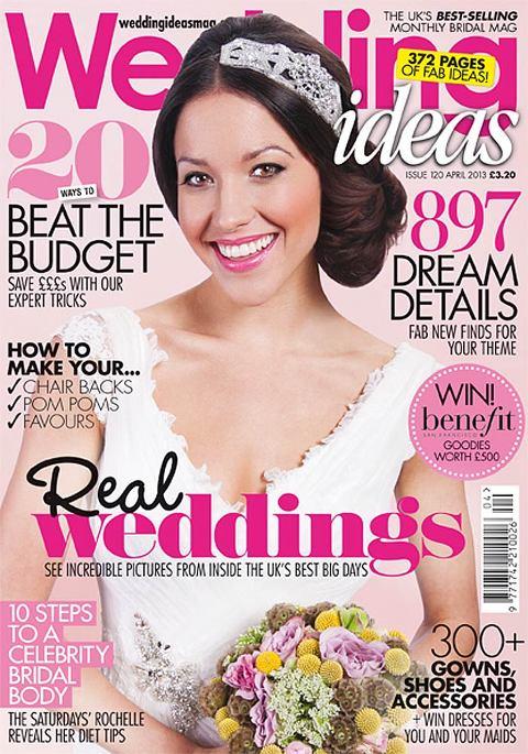Chester Wedding Published In Wedding Ideas Magazine Yana Photography