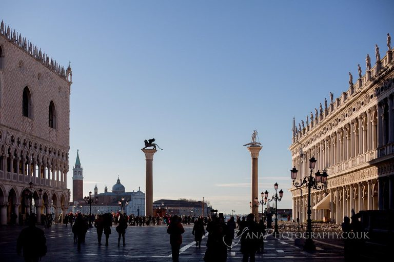 destination photographer Venice