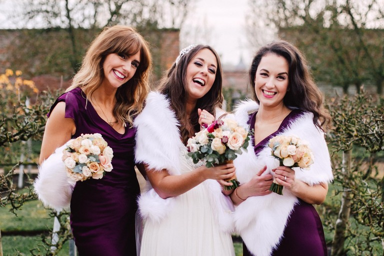 best Combermere Abbey wedding photographs
