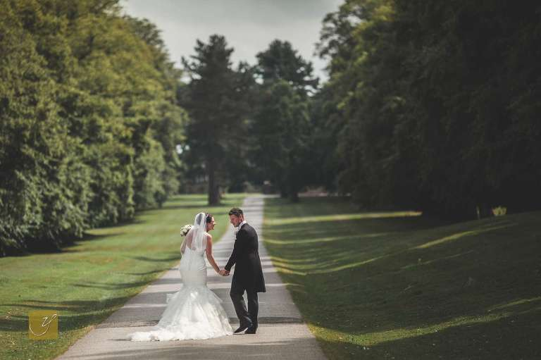 Manor house weddings Soughton Hall Chester Flintshire,