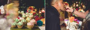 destination wedding photographer evening party