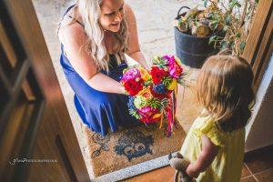 bright colourful wedding inspiration