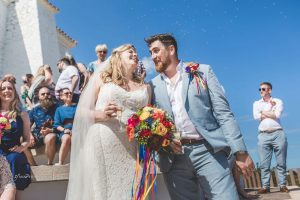destination wedding photographers Ermita Santa Lucia, Alcossebre, Valencia Spain