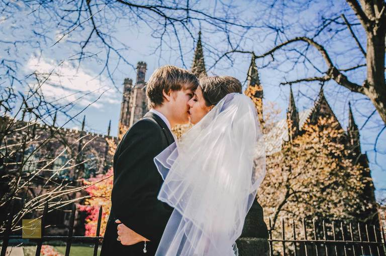 Chester Cathedral wedding